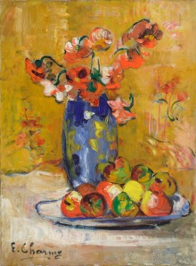 Fleuers et fruits 1904 Emilie Charmy (courtesy of http://www.emiliecharmy.org)