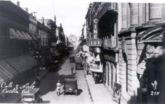 Puebla, Calle