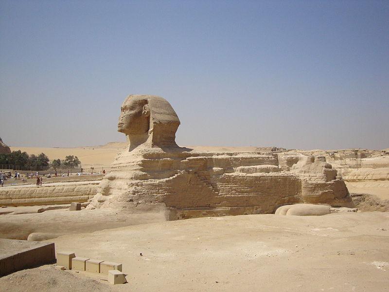 The sphinxs best hand job