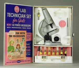 Gilbert_Lab_Technician_Set_for_Girls_1958