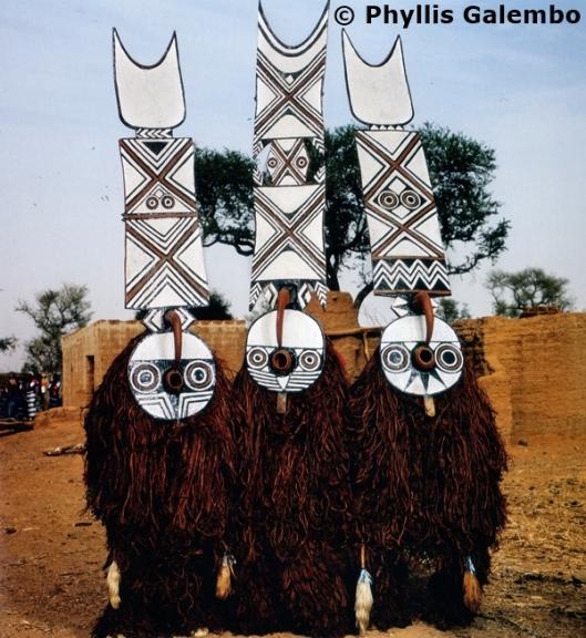 Bwa Plank Masks