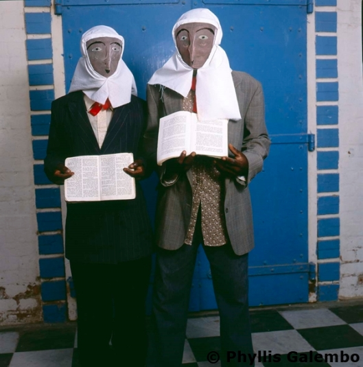 Jacmel Kanaval - Preachers