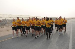 US_Navy_090509-N-0636S-006_Sailors_run_in_formation_during_a_Special_Olympics_competition