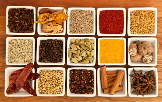 Indian Spices by Joe mon bkk