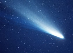 Halley's Comet; Photo by NASA