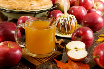 Bing Images; Apple Cider