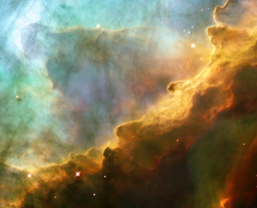 A perfect storm of turbulent gases