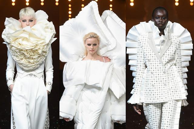 Nick Verreos: RUNWAY REPORT.....Paris Haute Couture Fashion Week: Viktor &  Rolf Fall/Winter 2018
